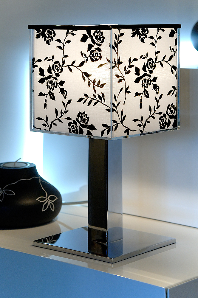 Fotografía de ecommerce de lámparas en su ambiente