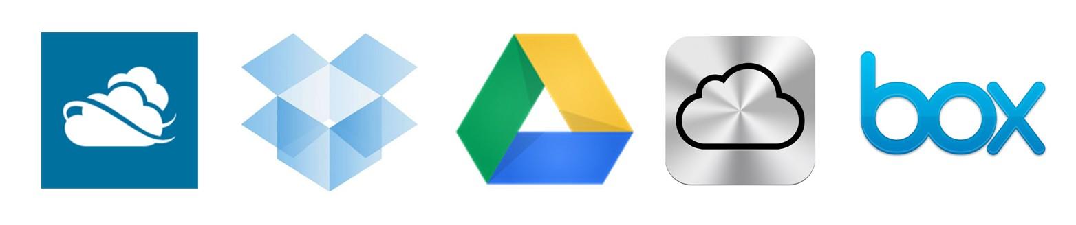 Servicios alternativos a Dropbox