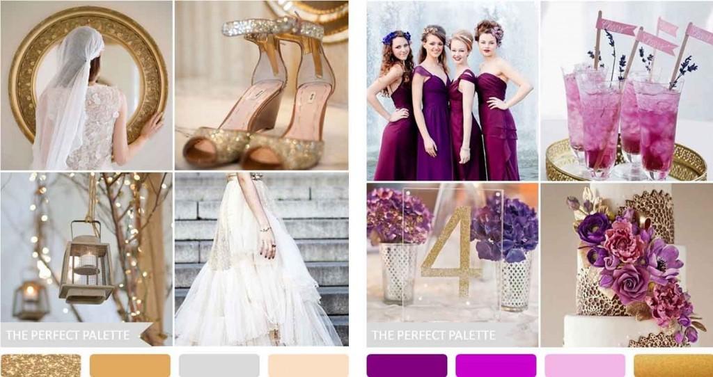 La paleta perfecta de colores es un elemento fundamental del marketing visual