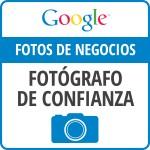 Fotógrafo confianza google